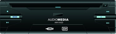 Audiomedia DVD player AMV342D