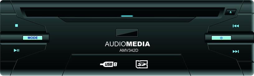 Audiomedia DVD player AMV342D