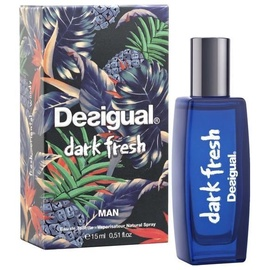Tualetes ūdens Desigual Dark Fresh 15ml EDT