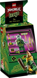 Konstruktor LEGO Ninjago Lloyd Avatar Arcade Pod 71716