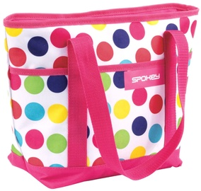 Spokey Acapulco Beach Bag Pink