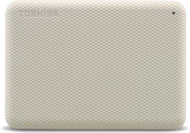 Жесткий диск Toshiba Canvio Advance, HDD, 2 TB, белый