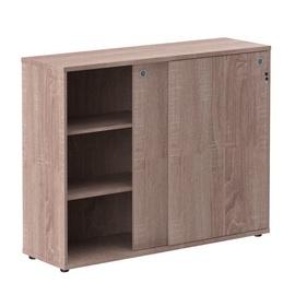 Skyland Xten XMC 1443 Office Cabinet Sonoma Oak