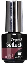 Depend GelLack Let's Line Up 5ml