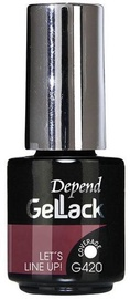 Depend GelLack Let's Line Up 5ml