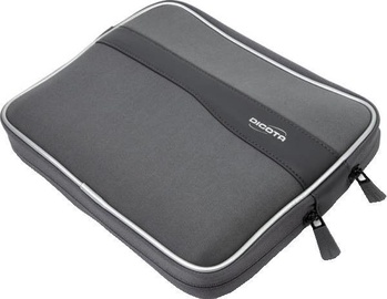 Dicota MemoryPocket Hard Drive Case Gray