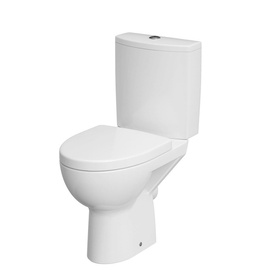 Cersanit Parva 180 011 WC with Soft-Close Lid White