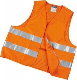 Bottari High Visibility Warning Vest Polyester Orange