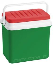 Šaltdėžė Gio'Style Dolce Vita Red Green, 29.5 l