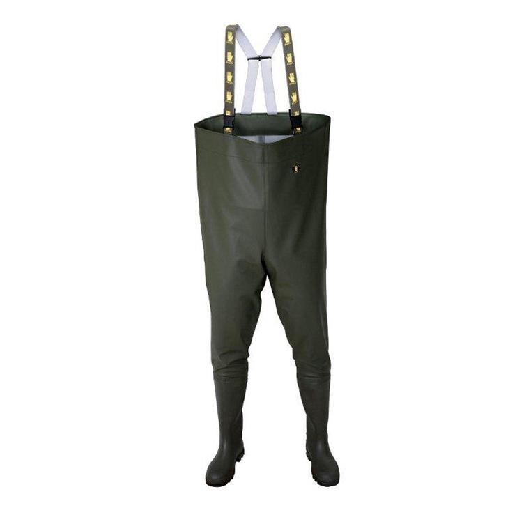 Резиновые сапоги Paliutis Bib-Trousers With PVC Boots 43