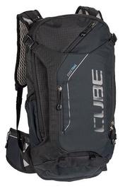 Cube Backpack Edge Trail Black
