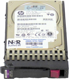 HP Enterprise SAS HDD 600GB 10K RPM 2.5''