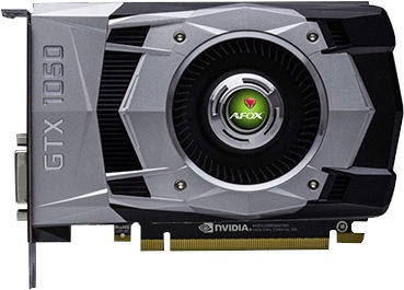 Afox GeForce GTX1050 Ti V2 4GB GDDR5 PCIE AF1050TI-4096D5H2