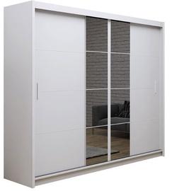 Stolar Porto Wardrobe 250x215x60cm White