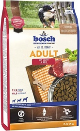 Bosch PetFood Adult Lamb & Rice 3kg