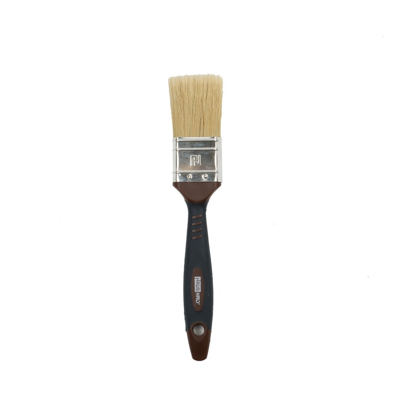 """Wooden Palette Paints Brush Painting Wall Sticker Interior Decor 25/""""X22/"""""""
