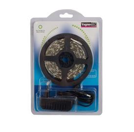 Hermetinė šviesos diodų juosta Vagner SDH LED SMD 5050 14,4W/m 2m
