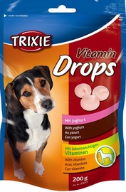 Trixie Vitamin Drops With Yoghurt 200g