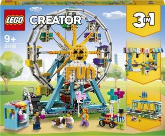 Конструктор LEGO Creator Колесо обозрения 31119, 1002 шт.