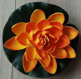 SN Decorative Flower Lily MF-003 Orange