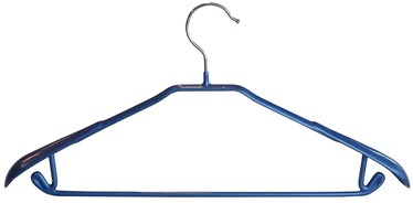 Asi Collection Hanger With PVC Coating Metal Blue