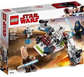 Конструктор LEGO Star Wars Jedi And Clone Troopers Battle Pack 75206 5206, 102 шт.