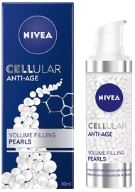 Сыворотка для лица Nivea CELLular Anti-Age Volume Filling Pearls, 30 мл