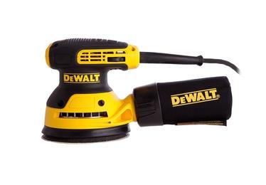 Elektrinis ekscentrinis šlifuoklis Dewalt 6423-QS, 280 W