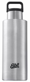Esbit Scultor Insulated Standard Mouth 750ml Silver