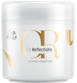 Kaukė plaukams Wella Oil Reflections Mask, 150 ml