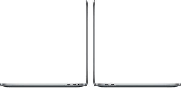 Apple MacBook Pro / MR942ZE/A/R1 / 15.4 Retina / SC i7 2.6 GHz / 32GB RAM / 512GB SSD