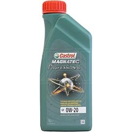 Машинное масло Castrol Magnatec 0W - 20, синтетический, для легкового автомобиля, 1 л