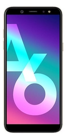 Forcell Screen Protector Full Face Glossy For Samsung Galaxy A6 Plus
