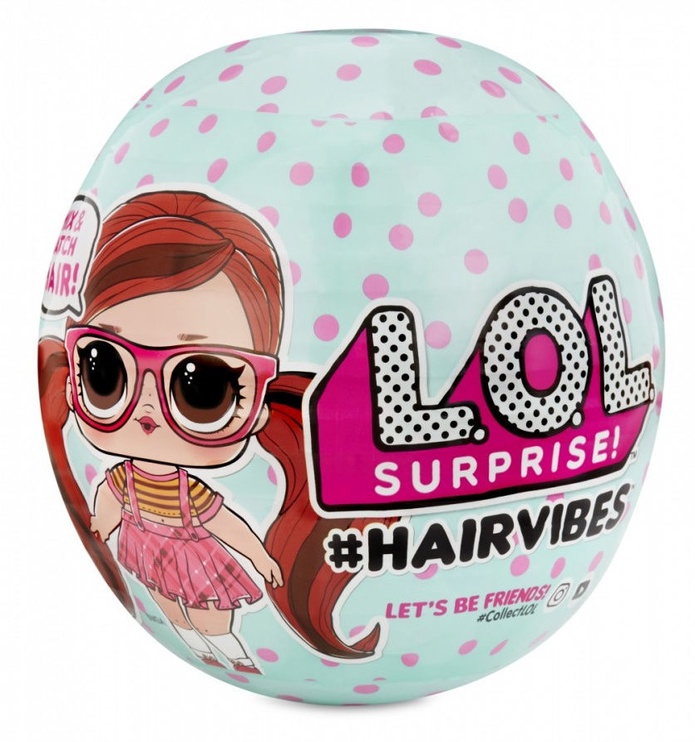 MGA L.O.L. Surprise Hairvibes