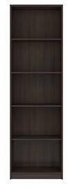Black Red White Nepo REG60 Bookshelf Wenge
