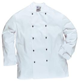 Viesnīcu Tekstils Chef Jacket C831 L White