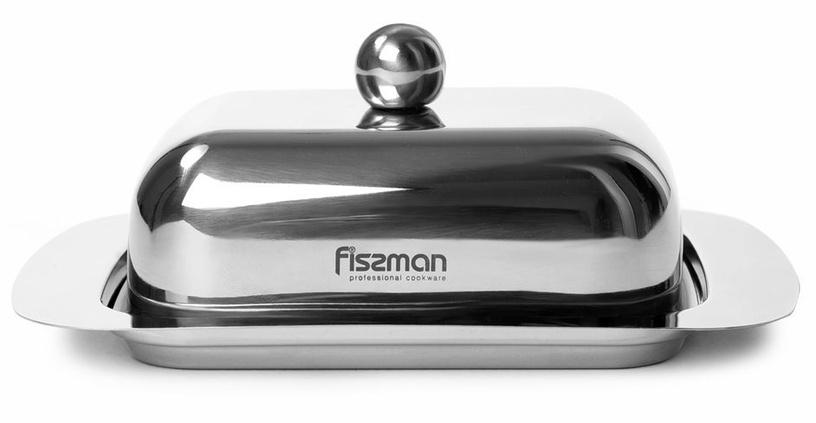 Fissman Butter Dish With Steel Lid 5870
