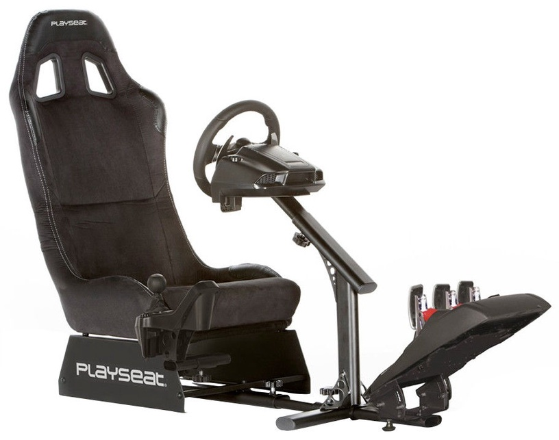 Žaidimų kėdė Playseat Evolution Alcantara Black