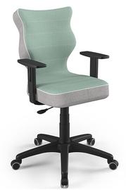 Детский стул Entelo Duo CR05, черный, 400 мм x 1000 мм
