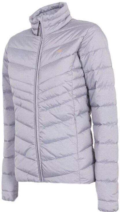 4F Womens Jacket H4Z20-KUDP003-27M Grey S