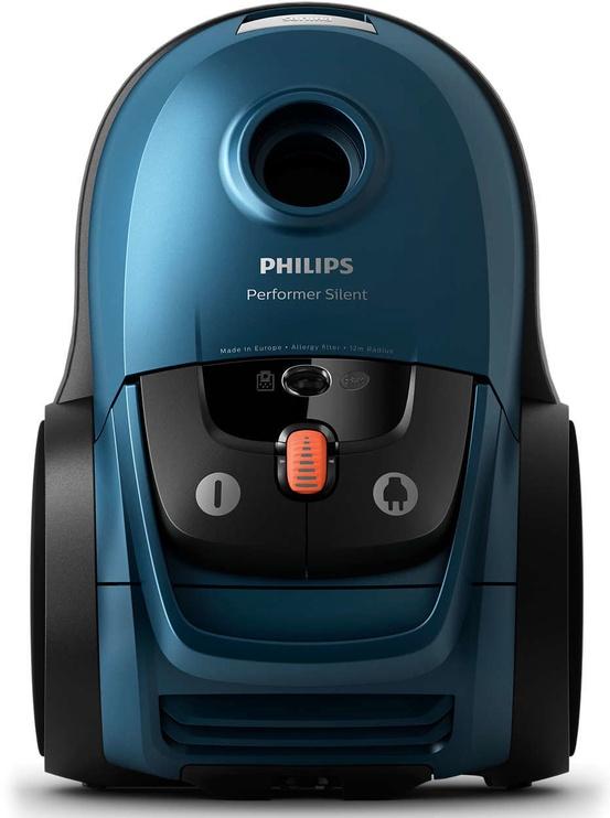 Dulkių siurblys Philips Performer Silent FC8783/09 Blue