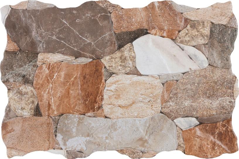 Akmens masės dekoruotos plytelės Pietra Mix, 48 x 32 cm