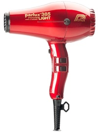 Parlux Hair Dryer 385 Power Light Red