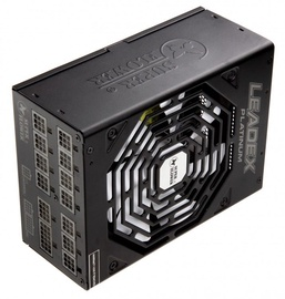Super Flower Leadex 80 Plus Platinum PSU 1000W Black