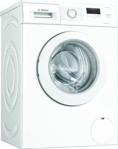 Skalbimo mašina Bosch WAJ240L7SN White