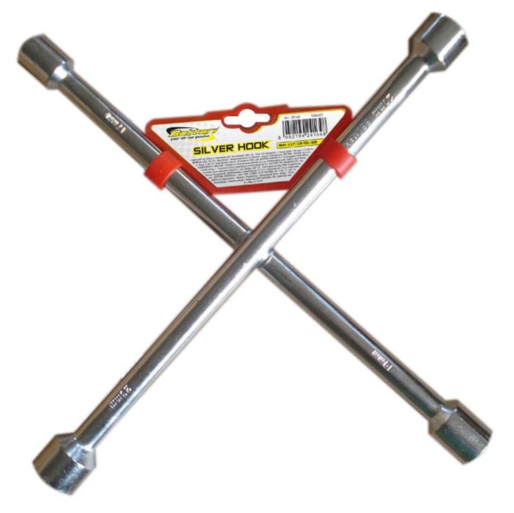Bottari Silver Hook Cross Wrench 24164