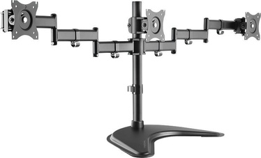 "LogiLink Triple Monitor Stand 13-27"" BP0051"