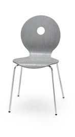 Svetainės kėdė K233, pilka