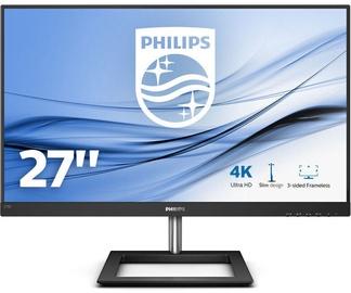 """Philips E-Line 278E1A 4K Ultra HD 27"""" (kahjustatud pakend)"""