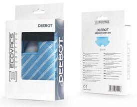 Ecovacs Deebot Ozmo 900 Cleaning Cloth D-CC3F 3pcs Blue